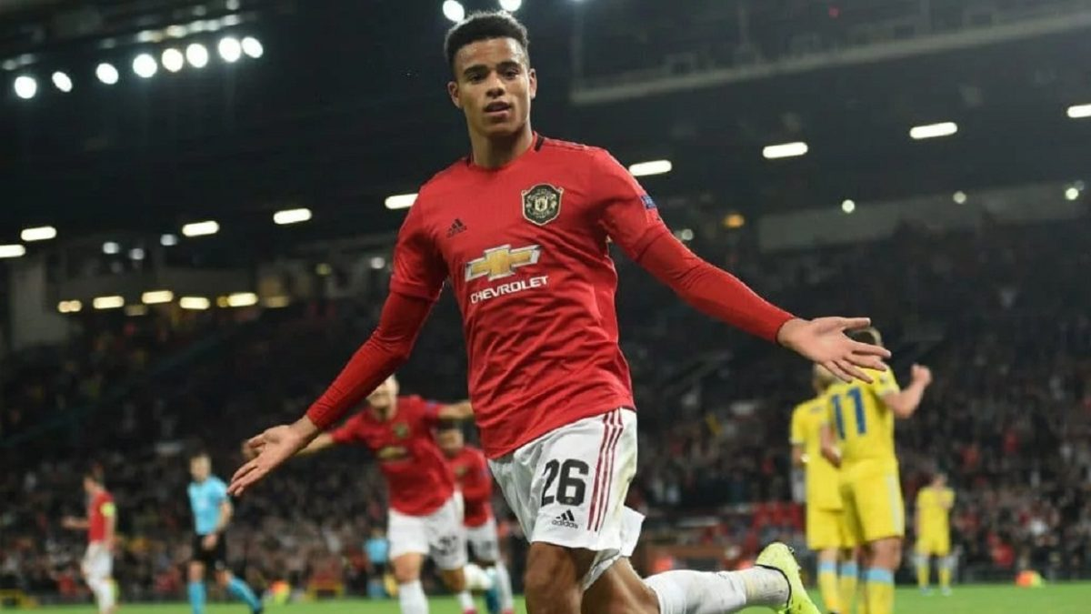 Photo of Manchester United: Greenwood overtakes Cristiano Ronaldo's record