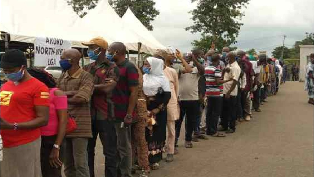 Photo of Ondo APC Guber primary: Party begins accreditation of delegates