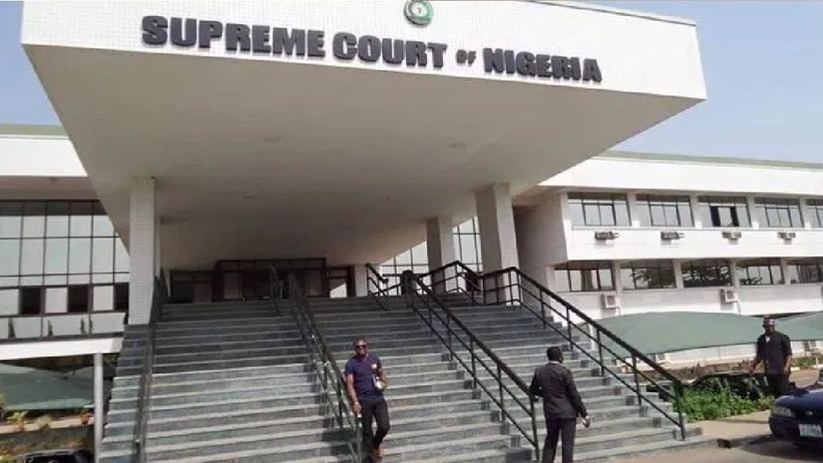Photo of Supreme Court Strikes Out Suits By Lagos And Ekiti Challenging Legality Of Virtual Court Sittings