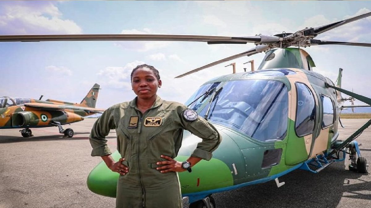Photo of Tolulope Arotile's Death: Nigeria Air Force hands over 3 suspects to police