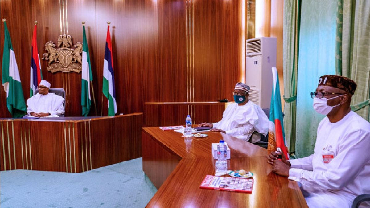 Photo of Edo Poll: Avoid Bayelsa, Zamafara, Rivers Experience – Buhari Tells APC