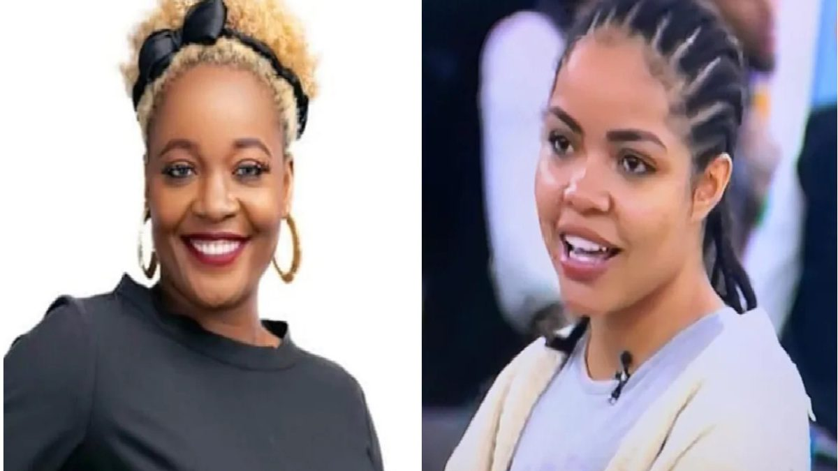 Photo of BBNaija 2020: Old woman – Nengi fires at Lucy as they fight dirty after eviction show