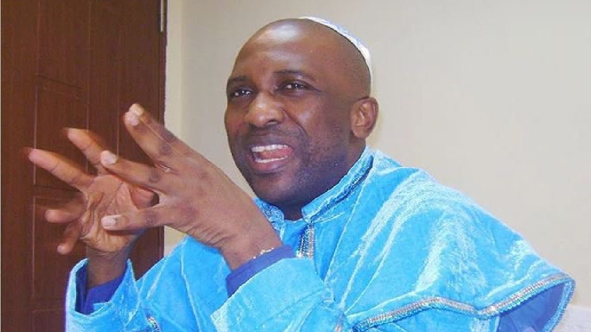 Photo of Edo Poll: Primate Ayodele issues 'final warning' ahead of Guber election