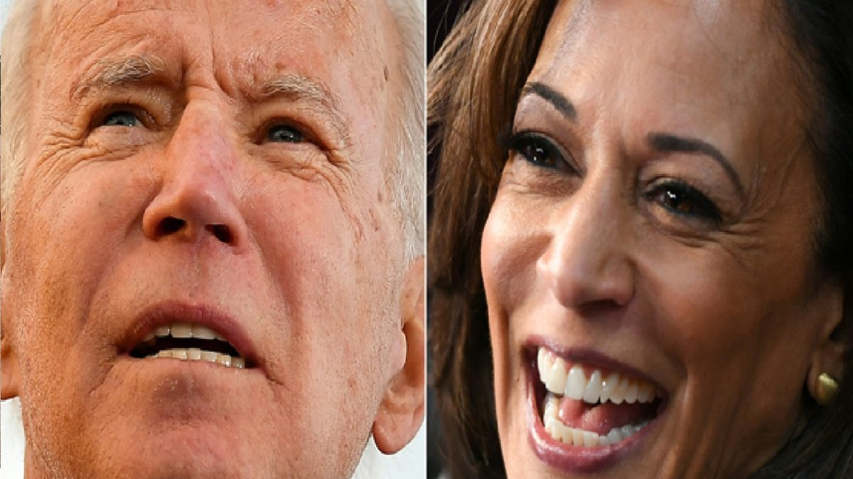 Biden picks harris as deputy