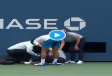 Photo of VIDEO: 2020 US Open: Djokovic disqualified after accidental hit of line judge