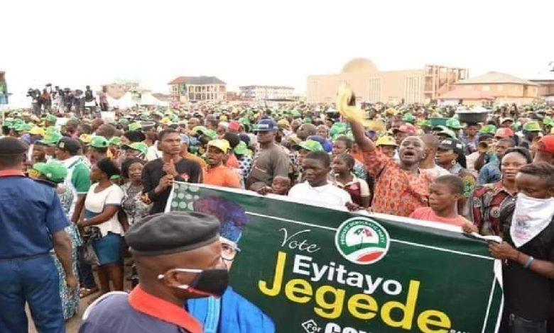 Ondo PDP campaign flag off