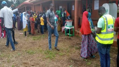 Photo of Edo Decides: Oshiomhole wins own polling unit with large victory as PDP score no vote