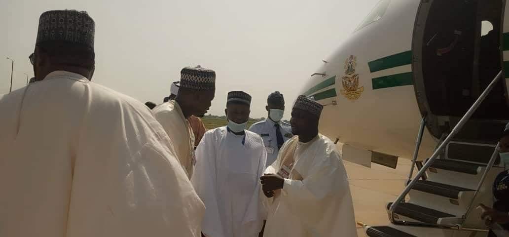 presidential jet