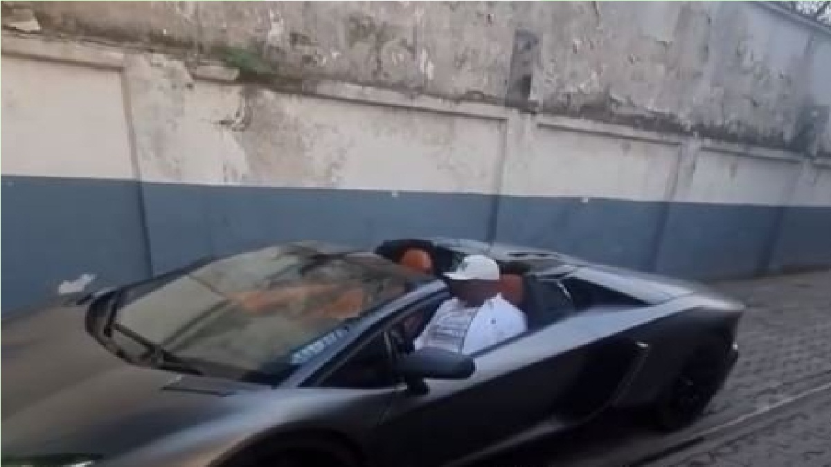 Dino Melaye acquires N460m latest Lamborghini — months after lamenting  heavy bills — Newsflash247 Nigeria